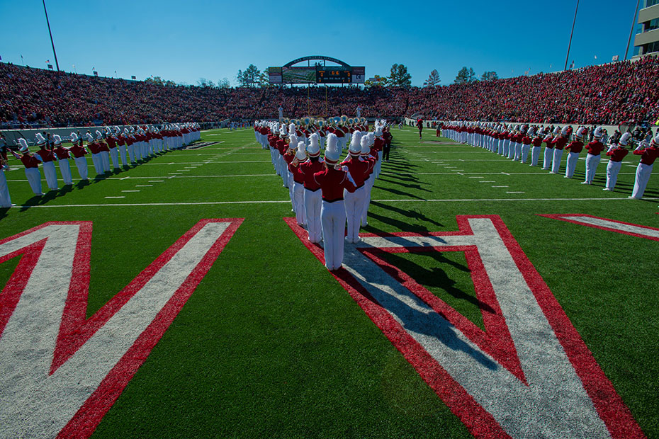 Hogs To Host Rebels At WMS In 2018