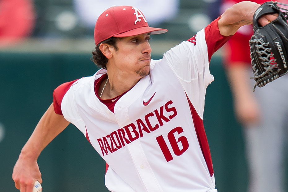 Hogs Battle Elements For Series Opening Win