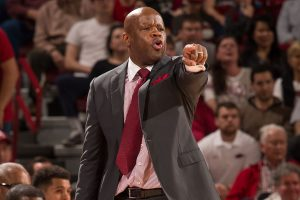 Arkansas Gets Texas Tech in SEC/Big 12 Challenge