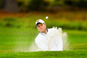Razorback Men's Golf Tees It Up In Stillwater