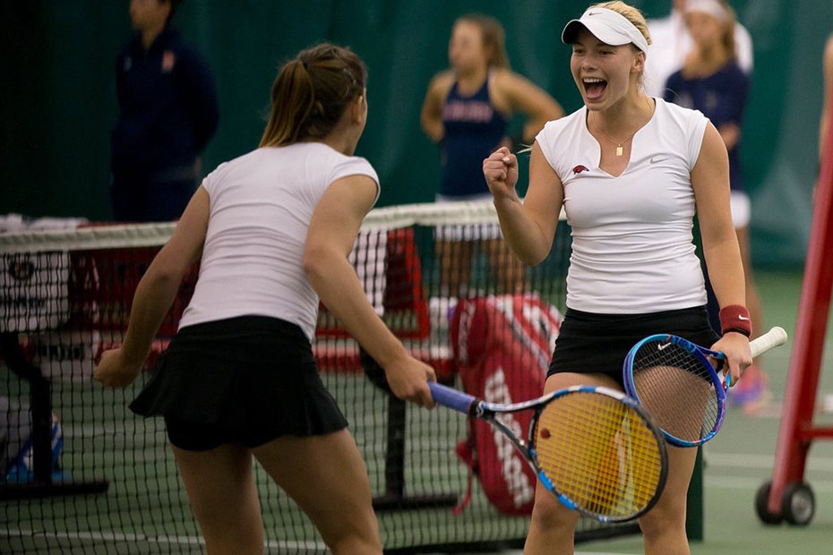 Jurasic, Oparenovic To Compete For Doubles Title