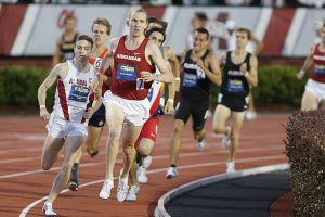Bruce Posts NCAA Top-20 Time in 1,500-meters