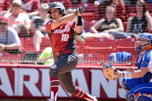 Diaz Homers in Weekend-Finale Loss to McNeese