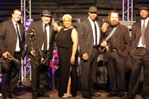 Funk Factory Performing At HogFest