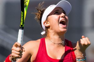 Razorbacks On Quest For Doubles Title