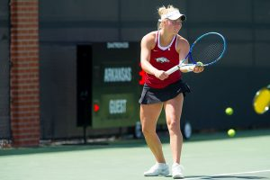 Hogs Perfect On Friday At Milwaukee Classic