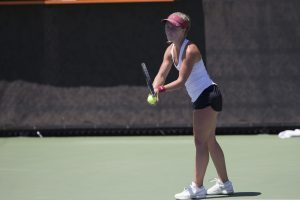 Doubles Duo Closes Out 2017 Season
