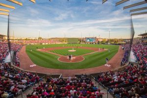 Baum Stadium Ranked Best College Ballpark