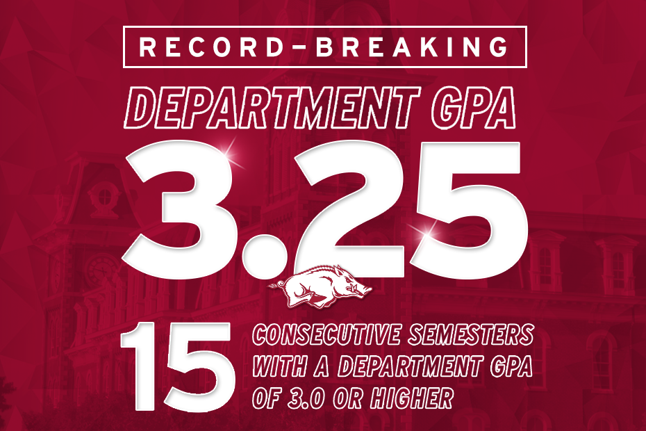 Razorbacks Set Academic Records