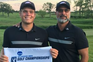 Overstreet Finishes Runner-up At NCAA Championship