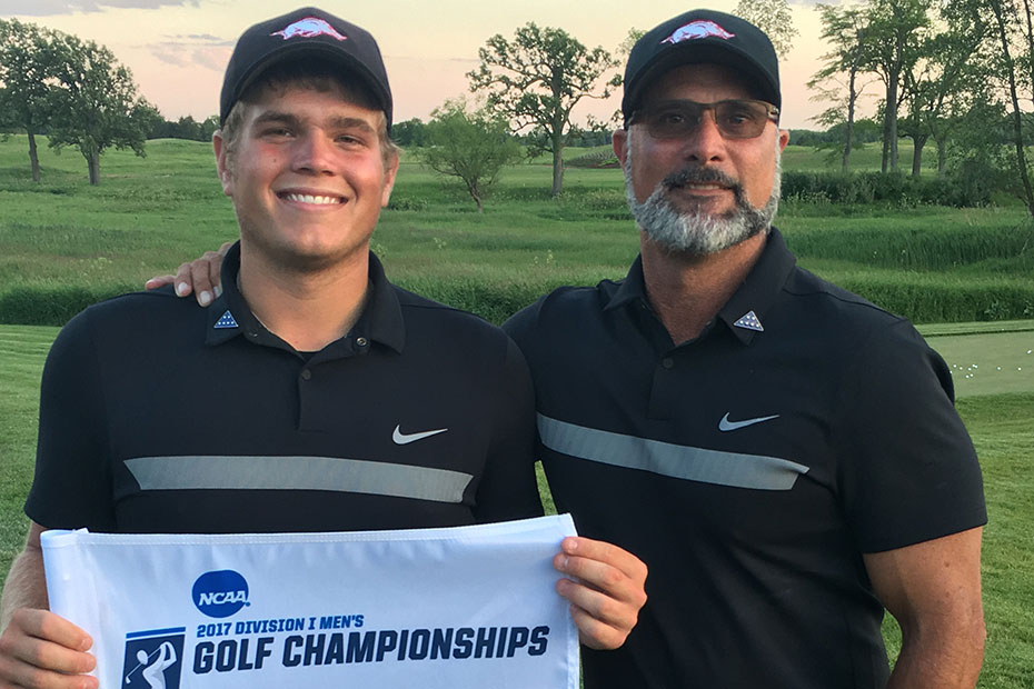 Texas' Scheffler, Vanderbilt lead NCAA golf