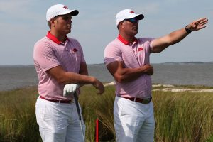 Overstreet Remains In Top 10 At NCAA Championship