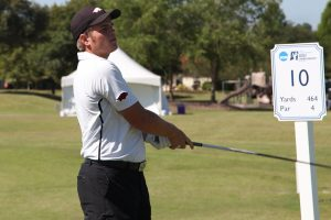 Overstreet Vaults Up Leaderboard At NCAA Championship