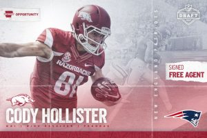 Hollister Headed To New England