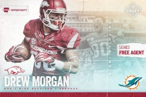 Morgan Signs With Dolphins