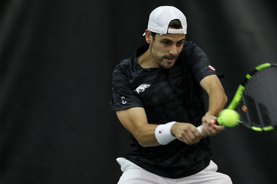 Georgia men's tennis defeats Florida A&M in first round of NCAA tournament