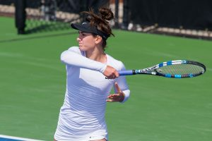 Oparenovic Falls In First Round Of NCAA Singles