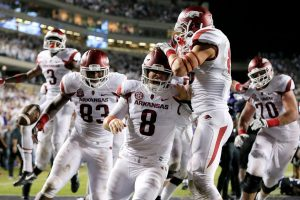 Razorbacks To Be Featured On CBS Twice