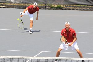 Senior Pairing Named ITA All-Americans