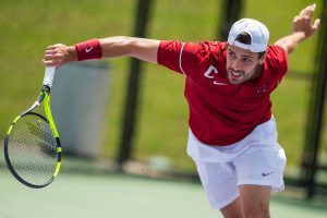 Razorback Duo Advance To Round Of 16