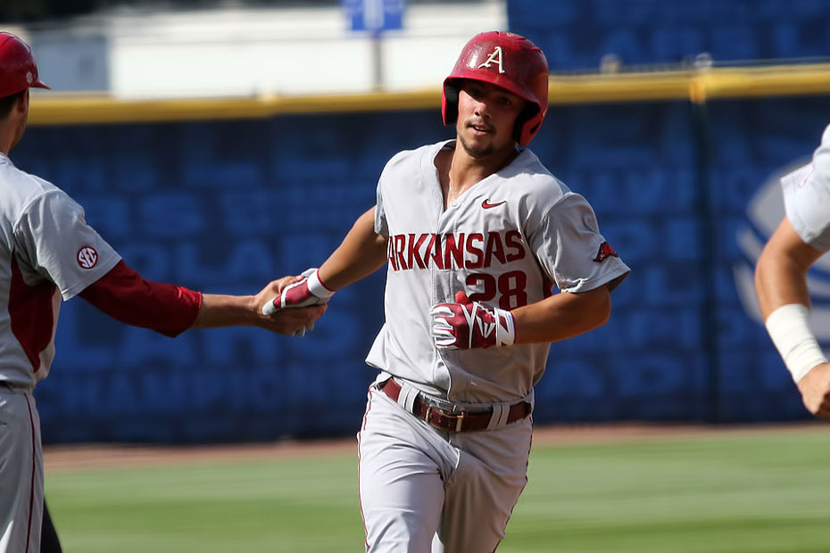 Arkansas falls to Missouri State, will face Oral Roberts