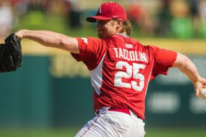 Taccolini Becomes Fourth Razorback Taken On Draft's Second Day