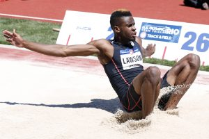 Lawson, Kebenei Round Out Worlds Qualifiers