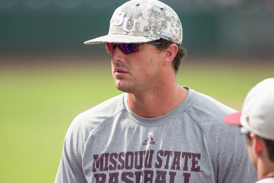 Nate Thompson Hired As Razorback Baseball Assistant Coach