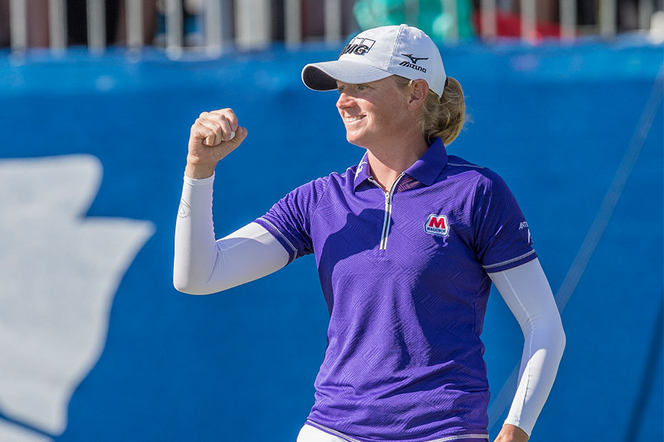 Lewis Named By Inkster as U.S. Captain's Picks for 2019 Solheim Cup