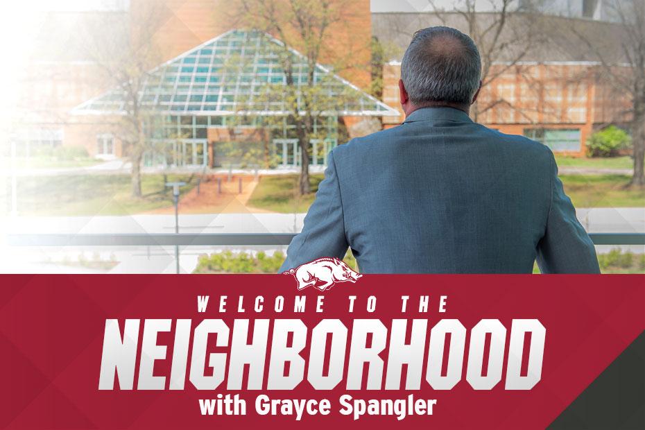 Welcome To The Neighborhood With Grayce Spangler