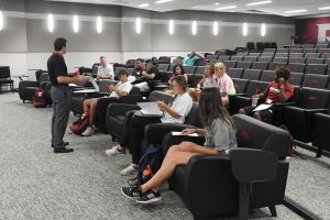 Hogs In Transition Prepares Incoming Students