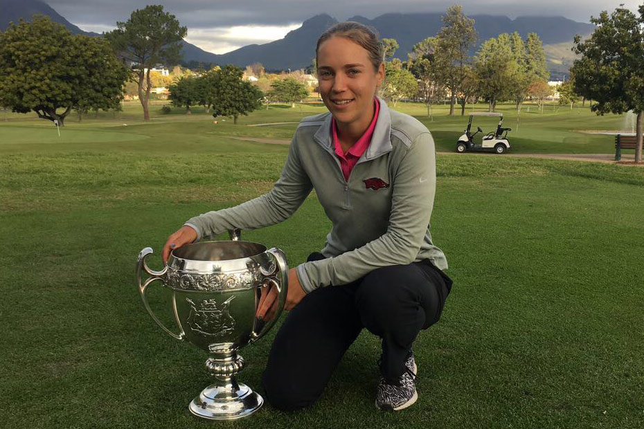 Read More About Cara Gorlei's Win