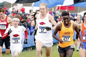 George And Bruce Pace Hogs At Pre-Nats