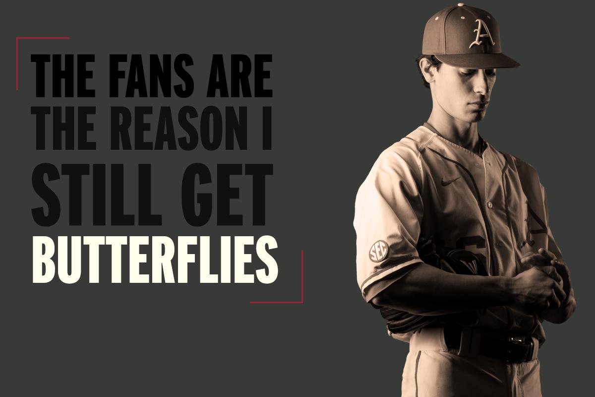Fans - Butterflies