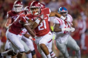 Whaley Lands On Doak Walker Watch List