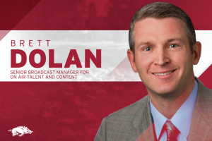 Dolan To Join Razorback Sports Network