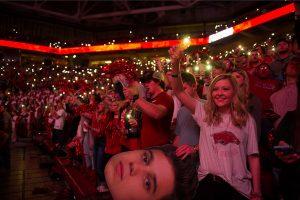 Arkansas Among Nation's Best In Attendance