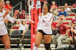 Pamphile Earns USAV Collegiate Team Spot