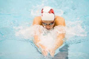 Two Arkansas Swimmers Compete On Second Day of U.S. Open