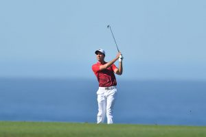 Arkansas Opens Season At Pebble Beach