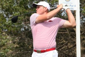 Overstreet In Contention For Match Play At Western Amateur
