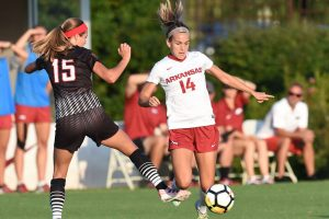 Sibley Scores Twice In Exhibition Win