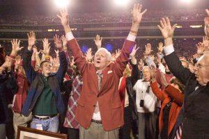Razorback Legend Frank Broyles Passes Away