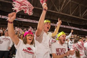 Arkansas Signs Contract Extension With IMG College