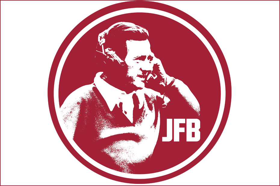 JFB Helmet Sticker