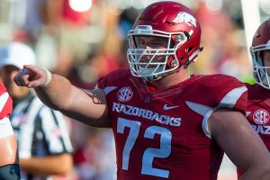Ragnow Named To AP All-America Team