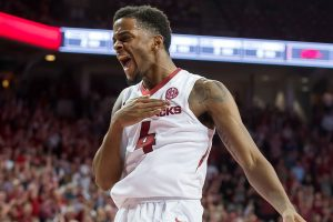 Arkansas Grabs Primetime Slot For Big 12/SEC Challenge