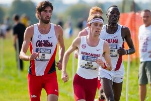 No. 5 Arkansas Races To Runner-Up Finish In NYC