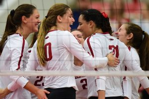 Sept. 24 | Arkansas Pushes No. 3 Florida to Five Sets
