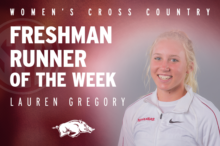 Gregory's Debut Recognized By SEC